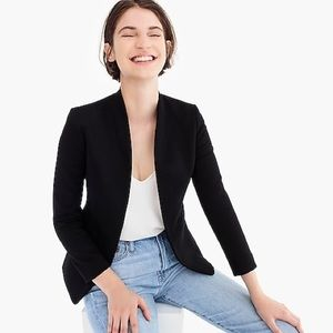 J. Crew Going-out blazer in stretch twill size 10